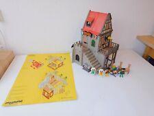 Playmobil medieval house rathaus hotel de ville 3447 + BA  (2)
