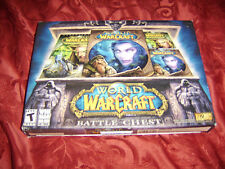 World of Warcraft BATTLE CHEST (Windows, PC, Mac) BRAND NEW Game