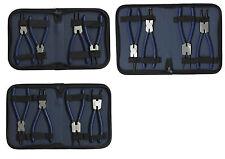 Sprengringzange Seegering-Sicherungsring-Zange Innen Außen Satz Set 150 180 225