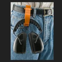 Metal Detector Headphone Belt Clip Holder Detecting Storage Accessories
