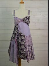 GORGEOUS PATCHWORK DRESS  BY BOHEMIA OF SWEDEN. RRP £65 SIZE  M,L OR XL