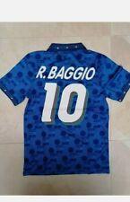 MAGLIA  ITALIA ROBERTO BAGGIO 10 MONDIALE USA 1994  MONDO JERSEY SHIRT