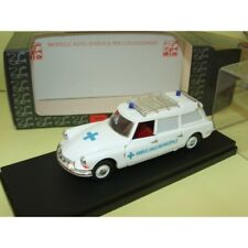 CITROEN ID 19 BREAK AMBULANCE MUNICIPALE 1959 RIO SL070 1:43