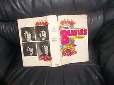 """THE BEATLES """"THE AUTHORISED BIOGRAPHY"""" HUNTER DAVIES FIRST EDITION 1968 HARDBACK"""