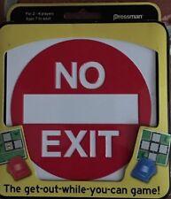 No Exit Game