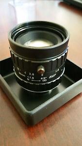 """35mm cctv lens 8 megapixel 3/4"""""""