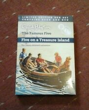 FIVE ON A TREASURE ISLAND LIMITED EDITION BOX SET OF DVD AND BOOK