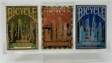 Limited Edition Bicycle City Skylines Acrylic Set ()