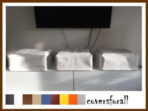 Staubschutzhülle maßgeschneidert für alle High-End Hifigeräte - Cover Dustcover