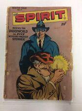 1946 Golden Age The Spirit # 7 Rare