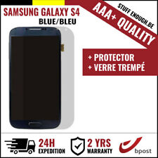 AAA+ LCD SCREEN/SCHERM/ÉCRAN BLUE + SCREEN GUARD FOR SAMSUNG GALAXY S4 I9500