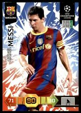 Panini Adrenalyn XL Champions League 2010/2011 FC Barcelona Lionel Messi