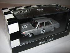 1:43 BMW 2000TI 1966 24h SPA 1966 Ickx/Ophem MINICHAMPS 400662517 OVP NEU