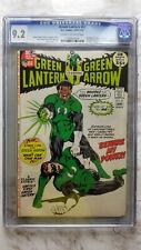 Green Lantern #87 CGC 9.2 NM-    1st Appearance of John Stewart