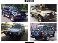 For Toyota 80 Series Land Cruiser / Lexus LX450 Air Intake Snorkel Kit 1990-1997