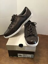 Soft Style Fairfax Casual Shoes Wms Size 11 M Dark Brown New Box Hush Puppies