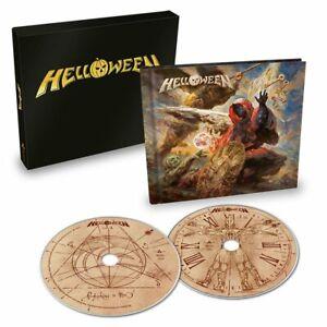 HELLOWEEN - Helloween DIGIBOOK DCD NEU! same