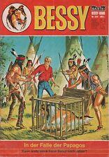 BESSY - N° 320 - In der falle der Papagos