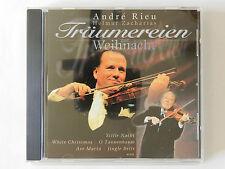 CD Andre Rieu Helmut Zacharias Träumereien zur Weihnacht