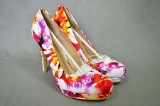 BNIB Moda in Pelle Calleen floral court heels UK 5 38 NEW!