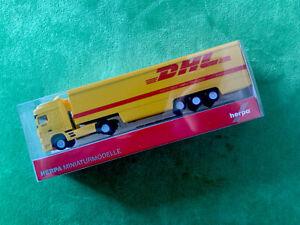 DHL TRUCK BY HERPA N GAUGE 1/160