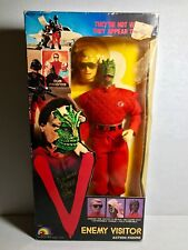RED DUST NOVELTY CUSTOM ACTION FIGURE MOC V /'Visitor/' Vintage Sci-fi TV SHOW