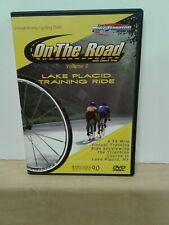 On the Road Lake Placid Training Ride Cycling Dvd 56 mile ride