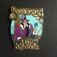 Sorcerers of the Magic Kingdom Mystery Collection Governor Ratcliffe Pin 91739