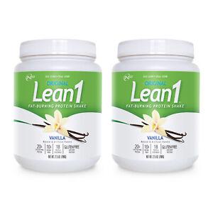Lean1 (15-serving) vanilla - bundle 2 tubs (original) sold by Nutrition53