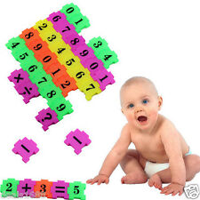 36Pcs Number Symbol Puzzle Maths Educational Intellectual Development Puzzle Toy