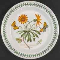 Portmeirion BOTANIC GARDEN African Daisy Dinner Plate S4697616G3