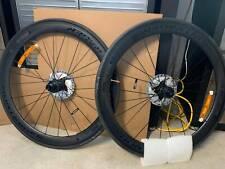 Bontrager Aeolus comp disc TLR wheelset