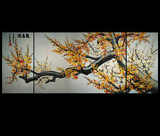 Feng Shui Canvas Painting Giclee Art Prints On Canvas Japanese Cherry Blossom