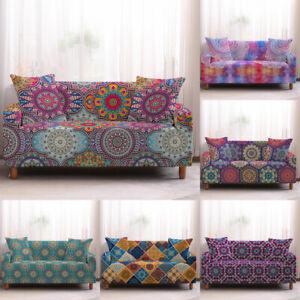 Bohemia Slipcovers Sofa Cover Mandala Sofa covers sofa towel Living Room