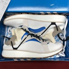 new concept ef42c 56f80 Adidas X Alexander Wang AW Run White Blue CM7827 Sz 12 Ultraboost Yeezy