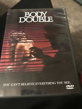 Body Double (DVD, 2004) Craig Wasson, Brian De Palma; Rare! 1984 Erotic Thriller