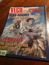 VECU N° 13 - Bois Maury - Les Révoltés -  Mars 1998 Neuf