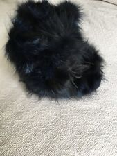 Boots Real Fur Brand New Olang Italy