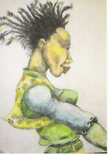 Raggedy Girl Limited Edition 25 Ethnic Artwork Expressionism by Charles Bibbs