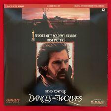 Laserdisc Dances with Wolves - Kevin Costner - LD / USA