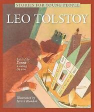 Stories for Young People: Leo Tolstoy by Leo Tolstoy (2005, Hardcover)