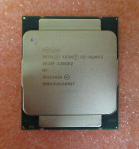 Intel Xeon Quad Core E5-1620v3 3.50GHz 10MB Cache SR20P LGA2011-3 CPU Processor