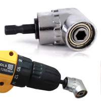 Angle Screwdriver Set Socket Holder Adapter Bit Drill Bit 1/4inch Hex Bit Socket