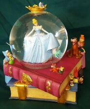 Disney Cinderella Snow Globe Fairy Godmother A dream is a wish your heart makes