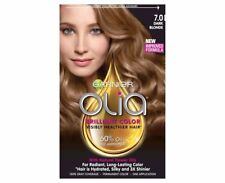 Garnier Olia Oil Powered Permanent Hair Color 7.0 Dark Blonde