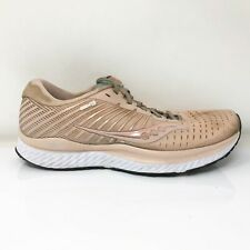 Saucony Womens Guide 13 S10548-50 Biege Running Shoes Lace Up Low Top Size 8.5