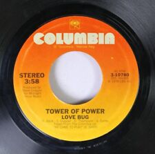 Soul 45 Lovebug - Tower Of Power / We Came To Play On Columbia