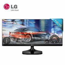 "Genuine LG 21:9 2560x1080 UltraWide® Full HD IPS LED 29"" Monitor 29UM58"
