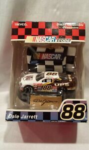 Collectible NASCAR 2002 Dale Jarrett #88 Dated Collectible Ornament UPS Car