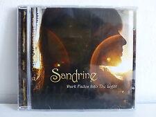 CD ALBUM SANDRINE Dark fades into the light NETTWERK 5 037703 078123
